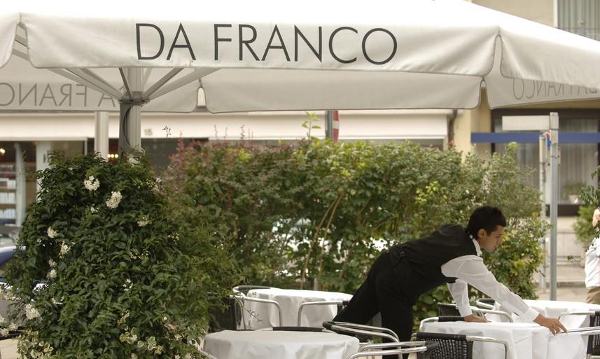 Da Franco Startseite