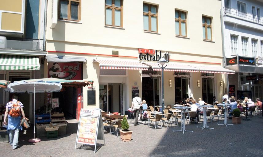 Extrablatt Karlsruhe Frühstück
