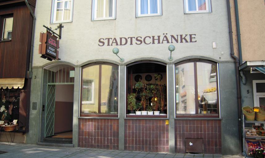 Stadtschänke | Esslingen am Neckar | Nachtleben / Szene | Kneipen ...