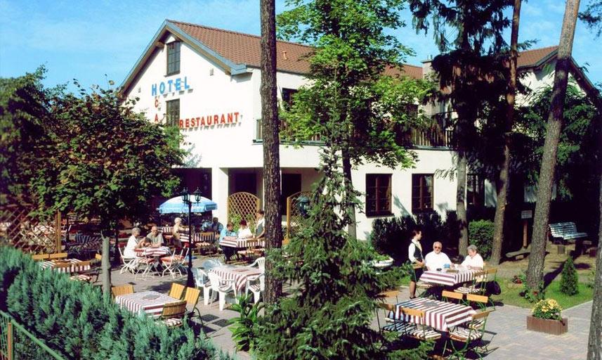 Zur Waldschänke | Groß Schönebeck (Schorfheide) | Restaurant ...