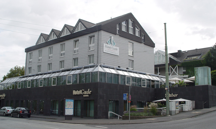 Hotel Gude Kassel Restaurant