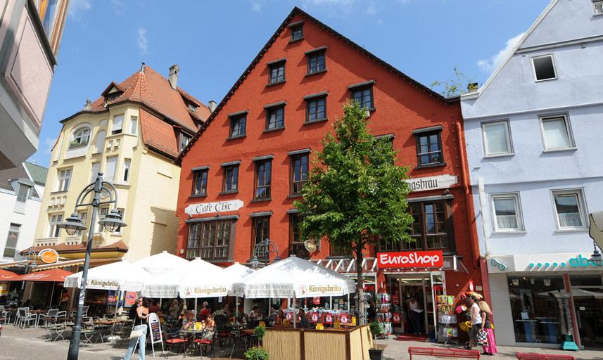 schnitzers heidenheim an der brenz restaurant. Black Bedroom Furniture Sets. Home Design Ideas
