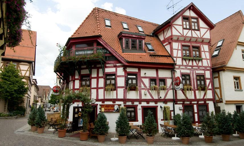amadeus heidenheim an der brenz restaurant deutsch by gastraum. Black Bedroom Furniture Sets. Home Design Ideas