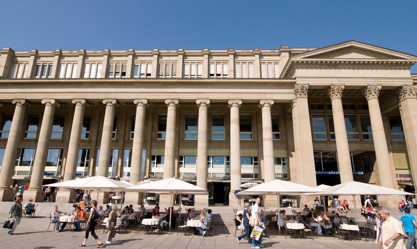 Cafes In Stuttgart