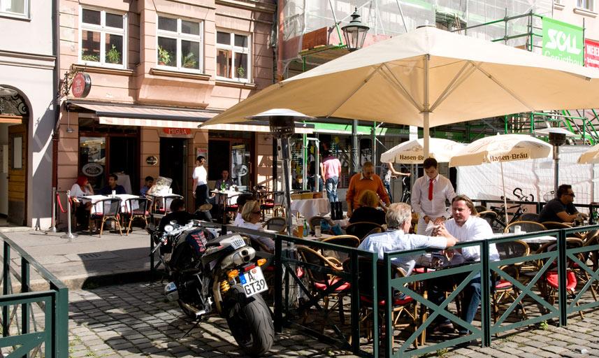 Internet Cafe Augsburg