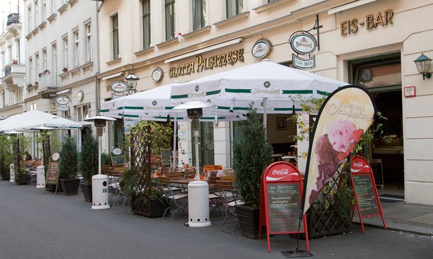 A Di La Restaurant Route