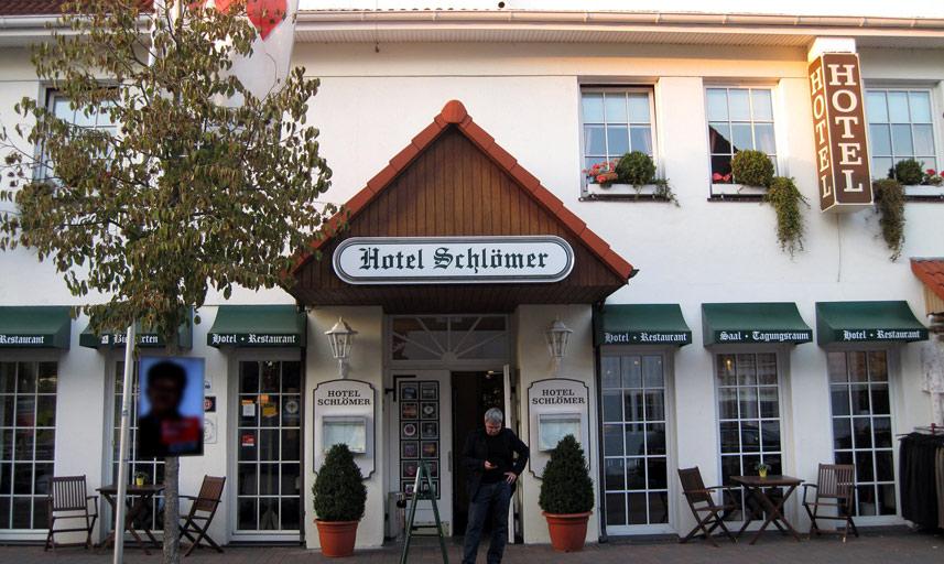 Hotel schl mer cloppenburg unterkunft hotel hotel for Design hotel niedersachsen