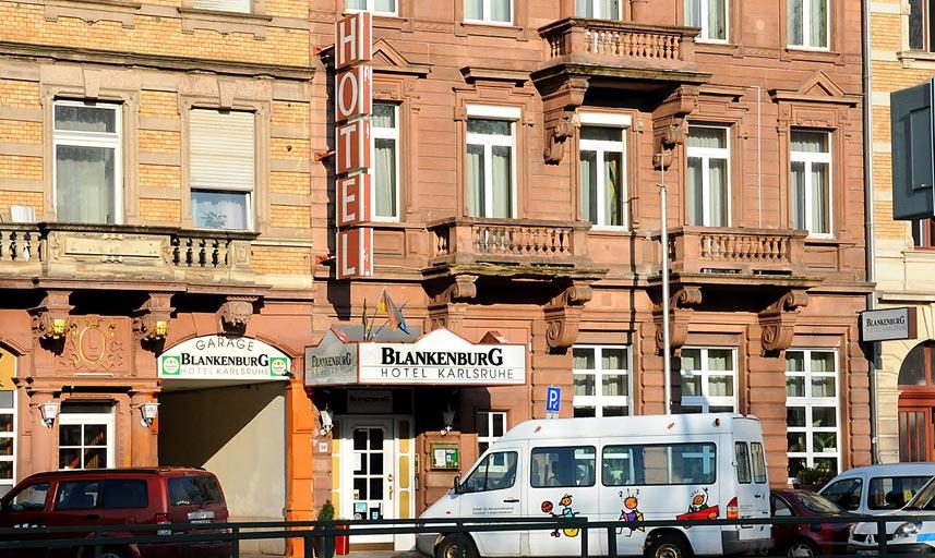 Hotel blankenburg karlsruhe unterkunft hotel hotel for Design hotel karlsruhe