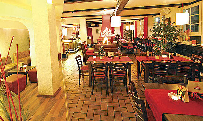 Kamin Mainz Restaurant Deutsch By Gastraum