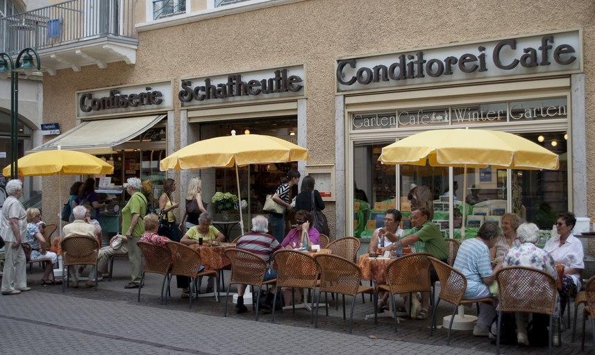 Internet Cafe Heidelberg